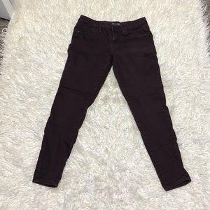 Women's mossimo maroon pants